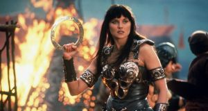 Xena: that she's a lesbian won't come as a huge surprise to fans who watched her bond with Gabrielle in fetish gear