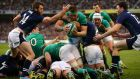 CJ Stander makes another strong statement of intent