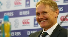 Joe Schmidt happy to finish with back-to-back wins