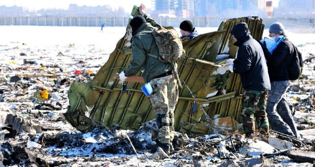 Flight recorders from Russia plane crash badly damaged