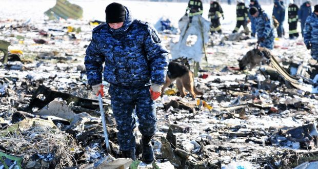 Russia mourns plane crash victims as investigation begins