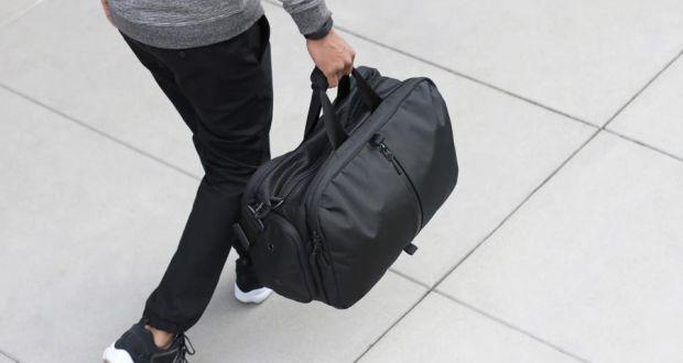 63e3f58af67bb5 Travel Gear  The breathable gym bag