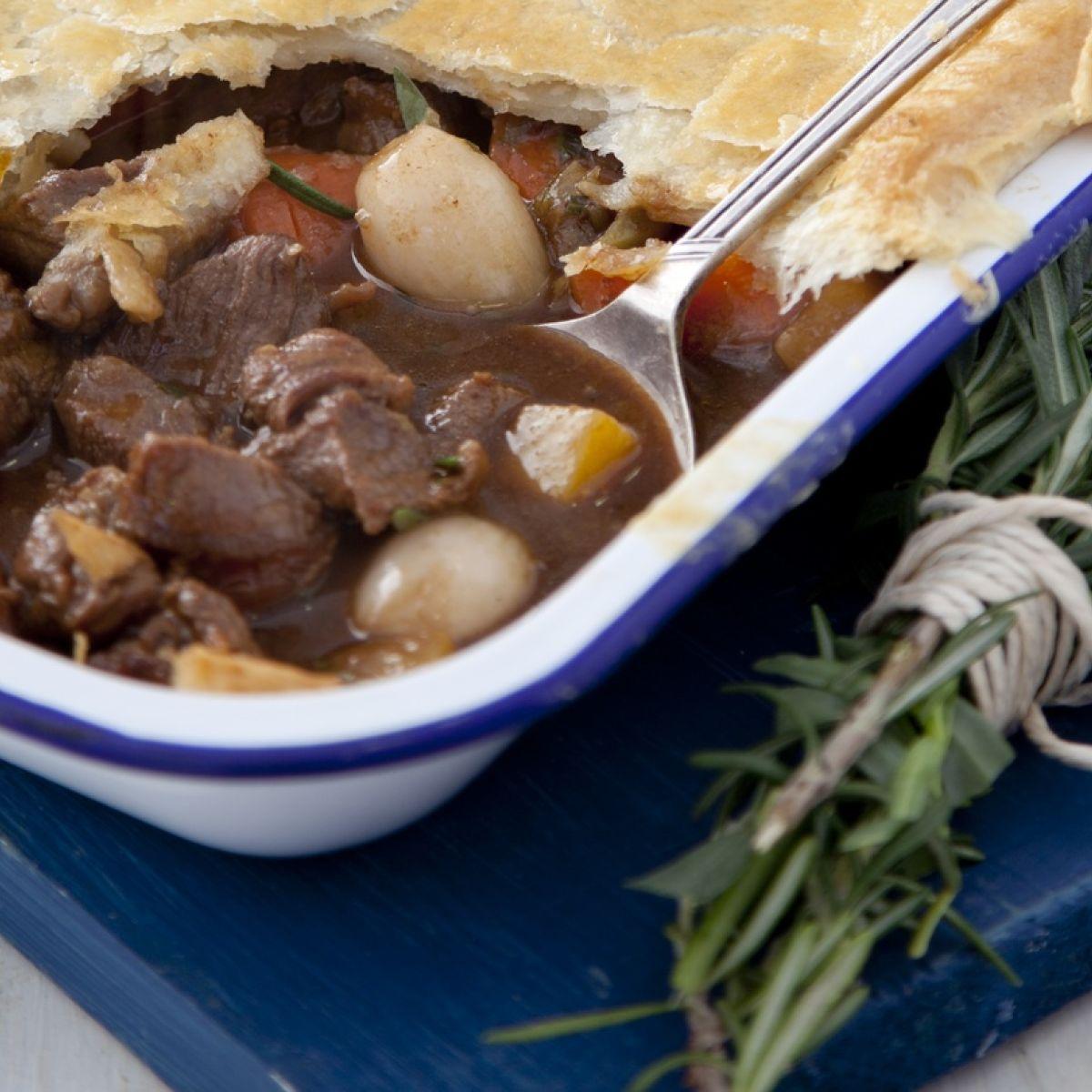 2bc987b24730 Vanessa Greenwood s Irish porter lamb pie