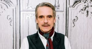 "Jeremy Irons: ""I thought: let's bring something new. Let's forget about the butler"""