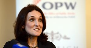 Northern Ireland Secretary of State Theresa Villiers: The  funding is the first tranche of £500 million (€630 million) that is being allocated under last year's Fresh Start Agreement to support shared education. Photograph: Cyril Byrne