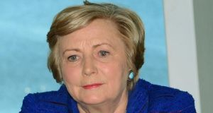 Minister for Justice Frances Fitzgerald provided the figures in answer to a parliamentary question from Independent TD Tommy Broughan. Photograph: Dara Mac Dónaill
