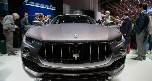 Gone in 18 seconds: online store sells out million-yuan Maseratis