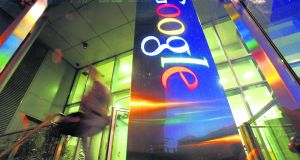 Google will run the 12-week programme which includes a lecture series based out of the company's Irish headquarters. photograph: Paul McErlane/Bloomberg via Getty Images