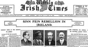 The Irish Times in 1916: a newspaper in focus