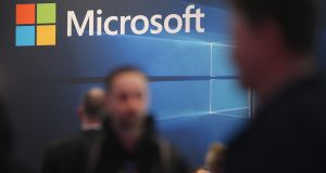 Microsoft said the chat bot was a 'machine learning project'. Photograph: Getty Images