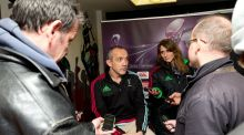 Harlequins director of rugby Conor O'Shea will be the new Italy head coach from next June. Photograph: Inpho