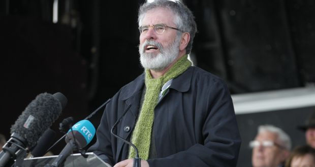 Division must end to achieve 1916 vision says gerry adams sinn fin president gerry adams td speaks at the sinn fein 1916 commemoration at milltown cemetery fandeluxe Image collections