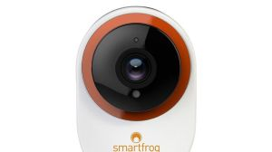 The Smartfrog app can be set to generate alerts when the camera detects movement or noise, so even the smallest movement will start recording
