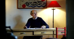 John McGahern: continuously refined and edited his work, believing that it was the writer's primary duty to write well. Photograph: Colm Hogan/PA