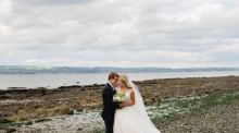 Our Wedding Story: A Belfast wedding and a Highlands honeymoon