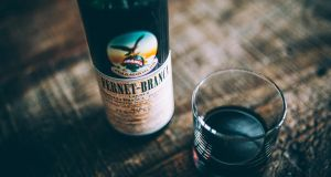"Fernet Branca is ""like waking up in a foreign country and finding a crowd of people arguing in agitated thorny voices outside your hotel window""."