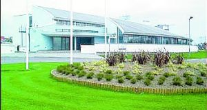 Conference heard that in 2014 eighteen lecturing hours in Tralee Institute of Technology (above) were divided into 17 contracts among 10 staff members