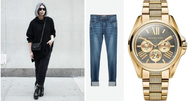 f55164234716b3 We think Tar Mar would approve of these agressivly cuffed jeans and of  Michael Kors new