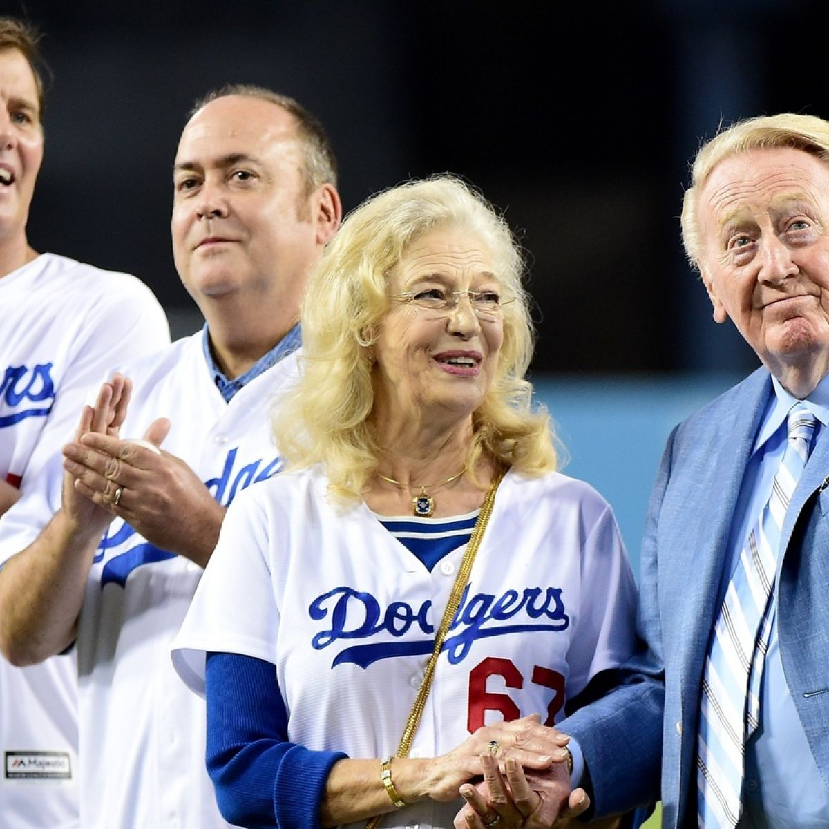 America at Large: Vin Scully's lilt a soundtrack to a bygone age
