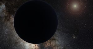 The evidence suggests that Planet Nine is 20 times farther from the sun than Neptune and 10 times more massive than Earth