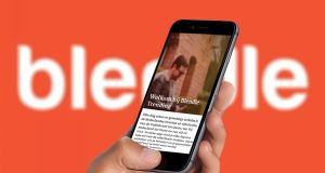 Blendle:  Dutch pay-per-article app