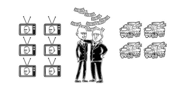 The history of Vladimir Putin's money