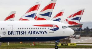 "British Airways ""could have printed the passes if they wanted to"". Photograph: Chris Ratcliffe/Bloomberg"
