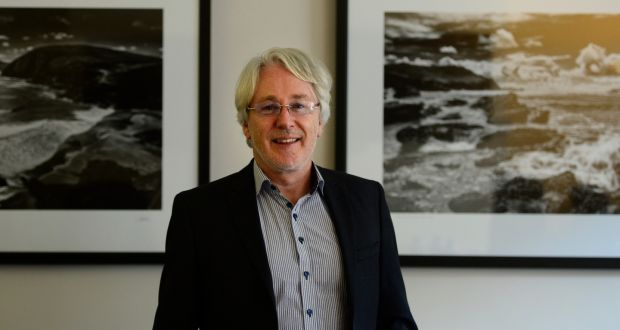 "Brian Long, Atlantic Bridge: ""The Atlantic Bridge model was to take companies in Ireland and Europe, incubate them here and then get them into the big market in the US."" Photograph: Cyril Byrne"