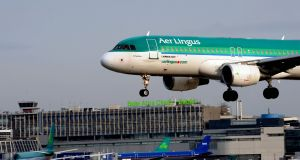 One of the reasons that International Consolidated Airlines Group  paid €1.4 billion for Aer Lingus last year was that it wants to extend its reach across the Atlantic. Photograph: Aidan Crawley