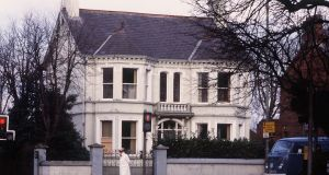 Kincora Boys' Home, where several children were sexually abused between the late 1950s and 1980s. Photograph: Pacemaker