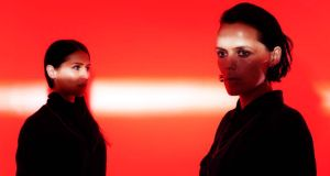 Pleasure principle: Julie Chance and Jane Arnison from Irish/Australian Berlin-based duo Evvol