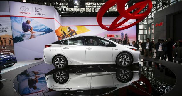 Toyota S New Prius The Anese Firm Is Now Best Ing Brand On