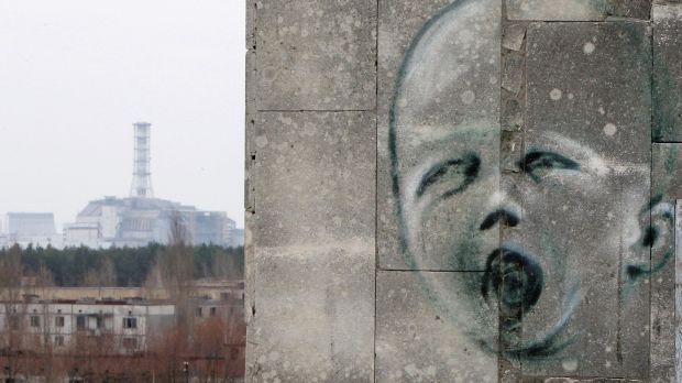 In the zone: Chernobyl still dying after 30 years
