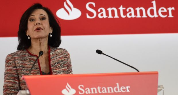 Santander to cut up to 450 branches and 1,000 jobs in Spain
