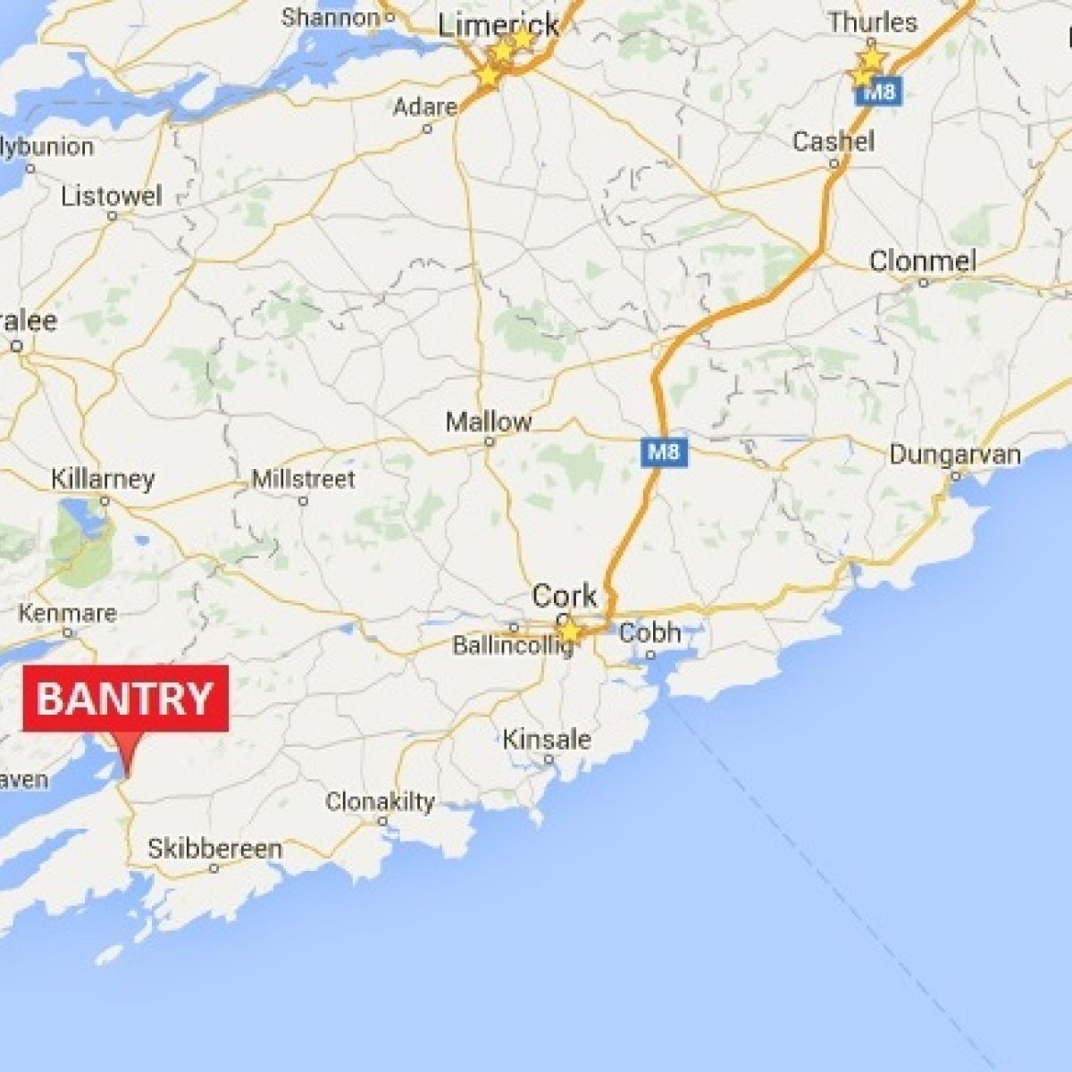 Woman dies after being hit by truck in west Cork