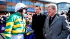 Barry Geraghty: in his first season as number one jockey to JP McManus.  Photograph: PA