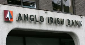 The former Anglo Irish Bank offices in Dublin. File photograph: Frank Miller/The Irish Times