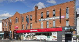 SuperValu Ranelagh, which is guiding €12m