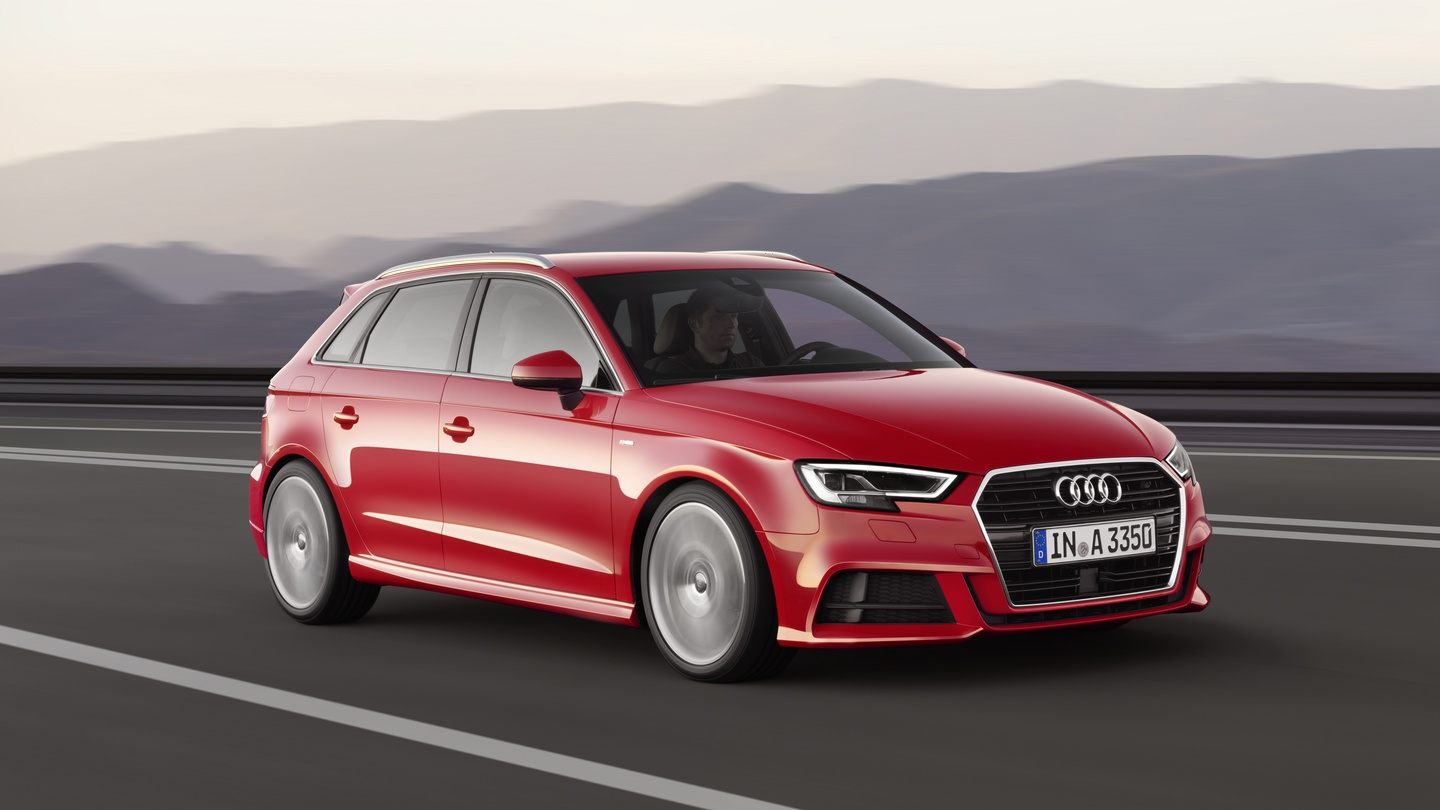 Audis A Gets A Midlife Facelift And A Litre Engine - Car leasing ireland audi