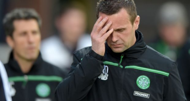 Celtic Give Aberdeen A Lifeline With Dundee Draw