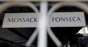 Mossack Fonseca is the law firm at the centre of the Panama Papers leak, which lifted the lid on how offshore companies are used by the global elite to conceal the ownership and control of assets and property worth billions. Photograph: Carlos Jasso/Reuters