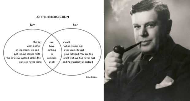 Brian bilston the poet laureate of twitter form plays a major part in brian bilstons writing poems appear as tweets scrabble ccuart Image collections