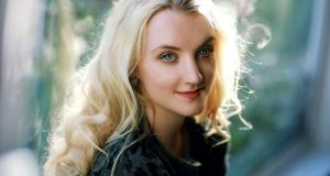 "Evanna Lynch: ""All I thought about was numbers. I'd open those books and I was free. I loved Luna because she was different"""