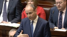 Martin criticises Taoiseach's 'spinning and manoeuvring'