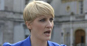 Independent Senator and candidate Averil Power said a number of voters had not received their voting papers two weeks after they were due to be posted out. Photograph: Brenda Fitzsimons / The Irish Times