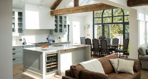 Rhatigan and Hick kitchen featured on the Houzz site