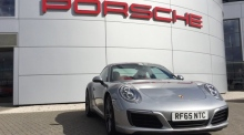 Our Test Drive: the Porsche 911 Carrera 4S