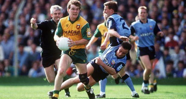 Memories linger of seismic 1992 as Dubs and Donegal lock horns d4444f5e6