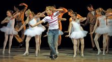 'Bullet-proof' Billy Elliot takes his tutu to Dublin