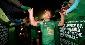 Connacht's Tom McCartney. Photograph: James Crombie/Inpho